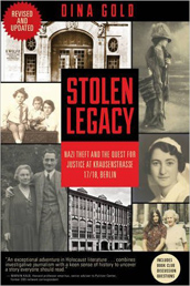 Stolen Legacy, Dina Gold, paperback edition